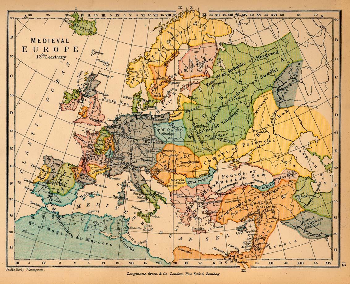 Reino de León Edad Media